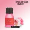 10 façons étonnantes pour utilisation huile essentielle de rose à la maison