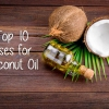 10 Beauté Hacks: Utilisations pour huile de coco