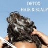 Scalp désintoxication pour des cheveux sains