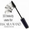 10 Meilleur beauté utilise pour baguette de mascara