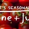 10 Fruits et légumes en saison au cours de Juin et Juillet