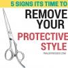 5 signes de son temps à retirer votre style de protection