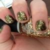 7 Patterns étonnant pour Glitter Astuce Nails