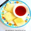 Simple russe en sandwich