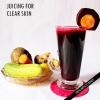 7 recettes de jus pour la peau saine et claire