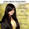7 remèdes naturels qui stimulent la croissance des cheveux