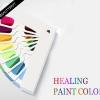 Ayurveda façon de choisir les couleurs de peinture de guérison