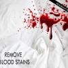 Meilleur façons simples et faciles à enlever des taches de sang