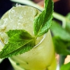 Booze est effectivement en bonne santé quand vous buvez un cocktail Matcha