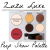 Cheeky Rox - Zuzu Luxe Peep Show Tutorial Palette