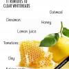 Blancs clairs efficacement avec ces remèdes maison