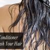 Co-laver - dire non au shampooing, lavez vos cheveux avec conditionneur