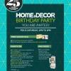 Venez visiter Little Green Dot à Birthday Party 25 Décoration & accessoires de