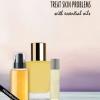 Guérir les problèmes de peau communs aux huiles essentielles