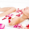 Ancient peau ramollissement bain rituel bricolage