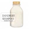 Pellicules maison bricolage et les cheveux Shampooing Éclat