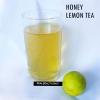 Thé au citron de miel bricolage
