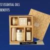 Les huiles essentielles disponibles en Inde et ses avantages