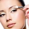 Maquillage des yeux: Vert Yeux- Medium Cool Skin-Cheveux foncés