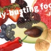Les aliments qui se rétrécissent Votre Muffin Top