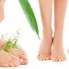 Obtenir vos pieds bruts prêt pour l'été