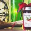 Cadeau 25: Spoon sur certains Jam un cadeau de Noël pour Douce
