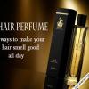 Parfum de cheveux - 10 façons de rendre vos cheveux bonne odeur