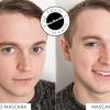 Il a essayé: Nic Wears mascara volumisant pour une semaine