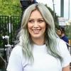 Cheveux est rose de Hilary Duff Maintenant