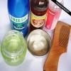 Remèdes à la maison pour les cheveux sec ou statique