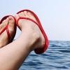 Homemade bain de pieds Recette