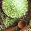Comment faire un thé vert Gommage au sucre bricolage