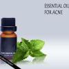 Comment utiliser les huiles essentielles pour traitement de l'acné