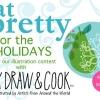 Concours Illustration: Mangez Jolie Pour les fêtes
