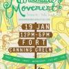 Rejoignez-moi à la foire artisanale Mouvement main ce week-end!