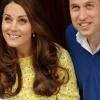 Kate Middleton Livré bébé Charlotte With No péridurale