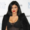 Kylie Jenner A Bleu Cheveux Maintenant