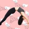 Lingerie Société Cher Kate Crée Yoga Pants Premier Commando-approuvés