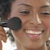 Maquillage pour les formes rondes de visage