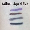 Milani Liquide examen des yeux