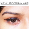 Comment utiliser du scotch pour un eye-liner parfait ailes