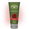Crème Rose Porte main de la nature