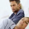 Non OK, Hommes: Une étude révèle que les maris plus susceptibles de quitter une femme malade