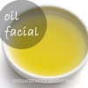 Huile faciale - méthode de nettoyage d'huile pour une peau radieuse