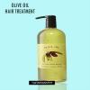 Olive traitement des cheveux à l'huile pour les cheveux ternes