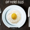Raisons d'comprennent les oeufs dans votre alimentation