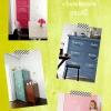 Redécorer Astuce: Magasinez votre propre Maison + Peinture de tableau