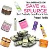 Économisez par rapport Folie: les meilleurs produits pour un cheveux naturels Junkie de produit