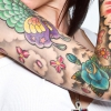 Quelqu'un a inventé une crème de suppression indolore Tattoo