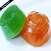Soulflower arbre à thé glycérine pure savon et de l'examen orange savon de glycérine pure